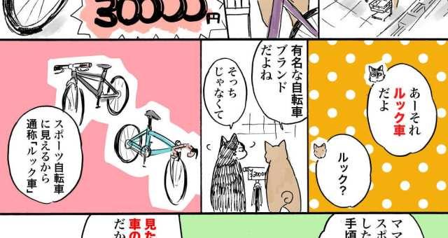 クロスバイクを買う人は安いルック車にご注意を-佐倉イサミのまるしばポタリング記(その5)
