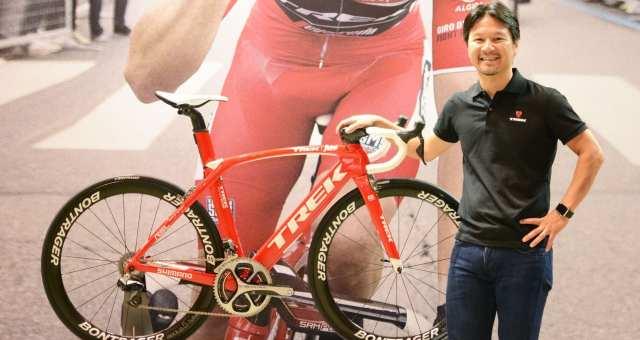 自転車を売れば売るほど世界のためになる。そう豪語する田村芳隆社長の狙いとは?