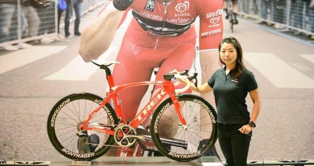 自転車設計のプロは人生設計も完璧!?TREKエンジニア 鈴木未央さんの素顔に迫る