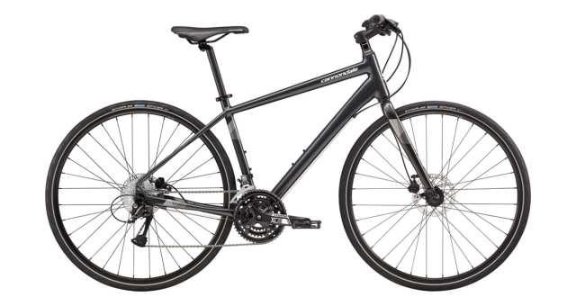 【キャノンデール / クイック5】キャノンデールのアルミ技術を駆使したクロスバイク