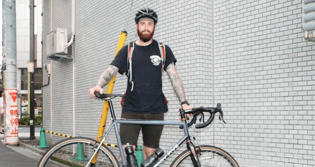 日本初取材:バンドマンから自転車ブランドの社長に!?中国の自転車ブランドFactory Fiveとは?