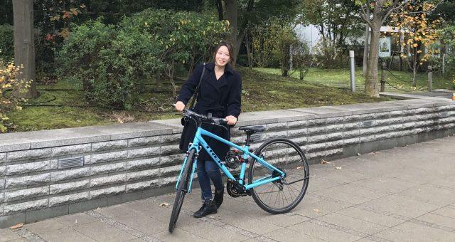 【白金・広尾・六本木】クロスバイクで都内のおしゃれスポット巡り