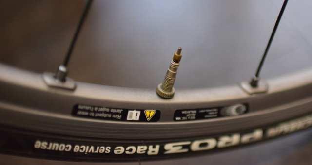 自転車メカニックが教える チューブの選び方とチューブ交換の方法