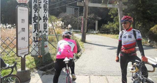 大阪、能勢妙見山を自転車で走ってみた
