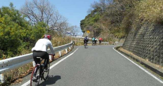 挑戦!十三峠へサイクリング
