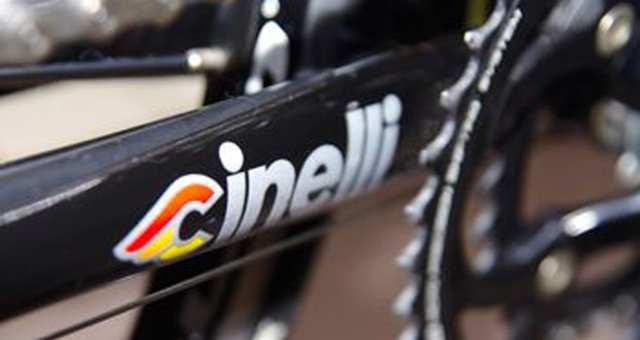 Cinelli EXPERIENCEをメンテナンス