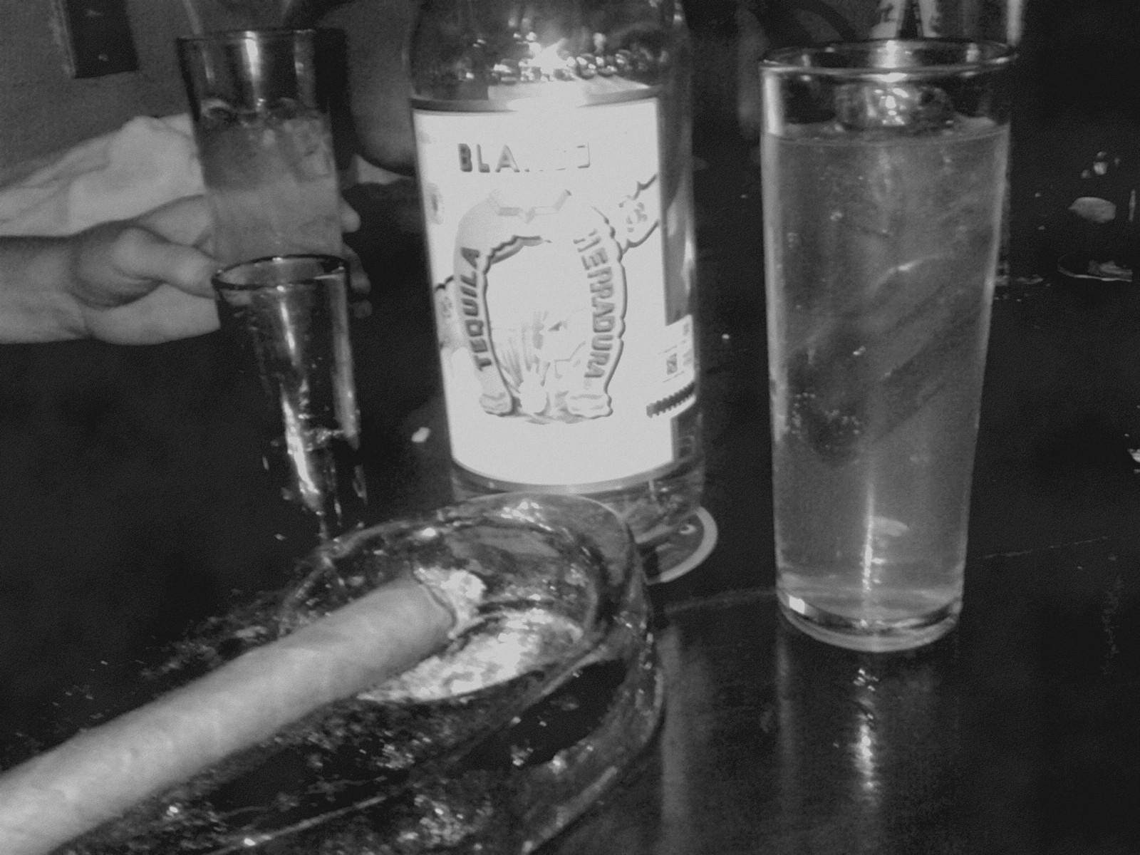 Tequila Blanco y Puro