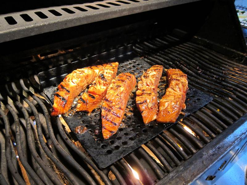 how to cook wild salmon
