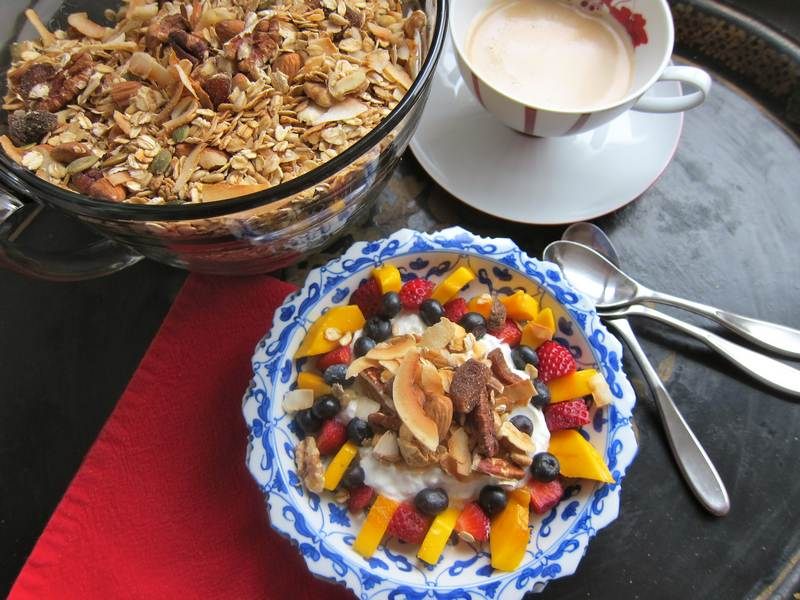 Great Granola for Adrianne Kara