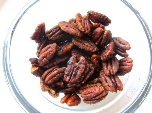 Pecan Sweet Potato