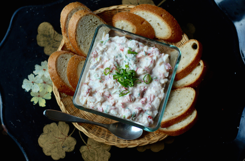 Horseradish Smoked Fish – For Mingling