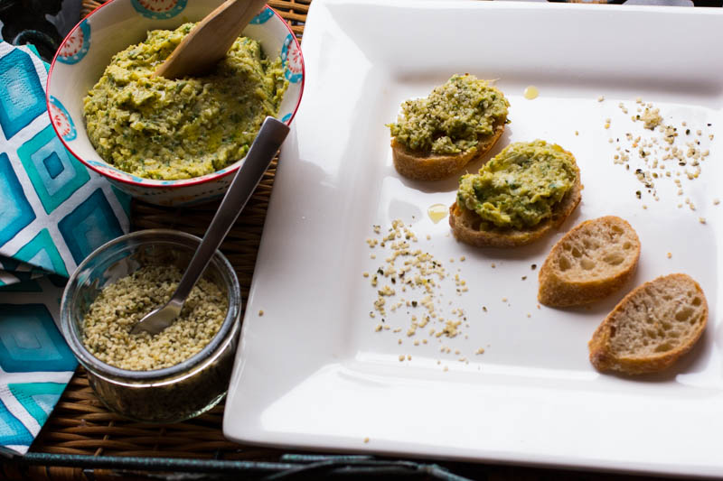 Artichoke Heart Pesto