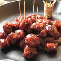 Life is Sweet and Sour Meatballs - Cook Your Marriage Happy
