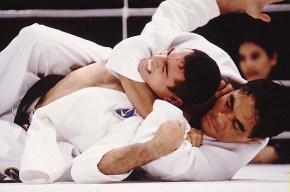 RNC rear naked choke jiu jitsu étranglement arrière