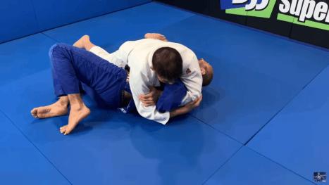 The New Kimura by Olympic Judo Champion Satoshi Ishii