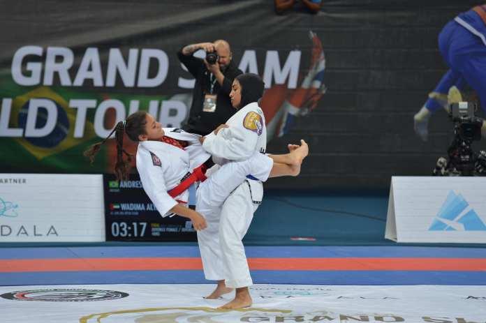Abu Dhabi Grand Slam London