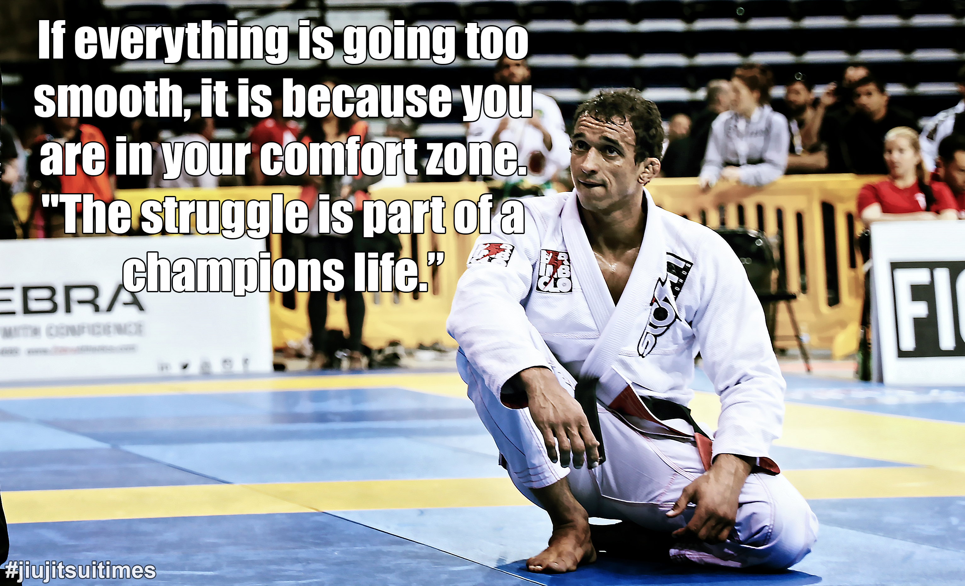 Jiu Jitsu Quotes 10 Great Motivational Jiujitsu Quotes