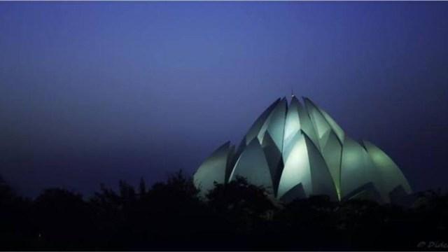 Lotus Temple History In Hindi