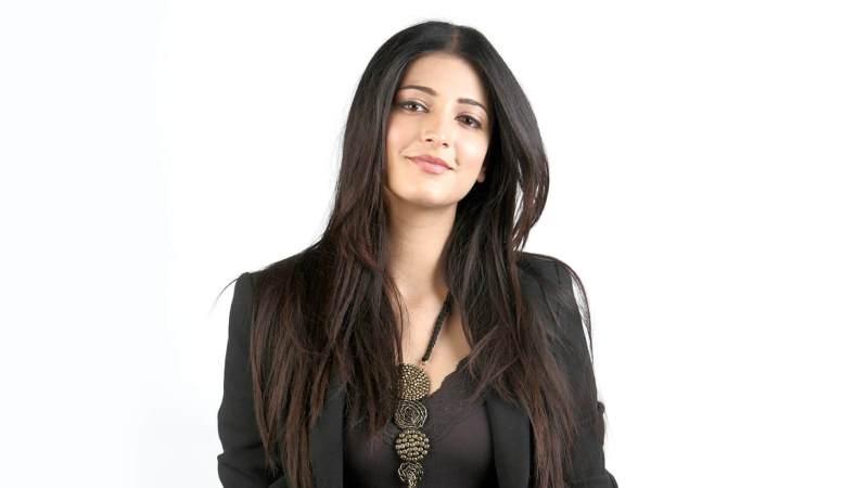 Shruti Haasan Biography in Hindi