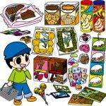 【小学校全学年向け】研究 工場見学やネットを活用して大好きなお菓子について調べよう
