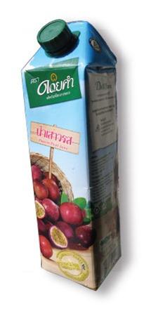 パッション・フルーツのジュースが近所のセブンで手軽に買える