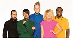 催し       PENTATONIX The World Tour 2016