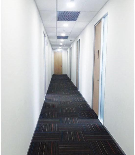 コラムバンコクのサービスオフィスエリア