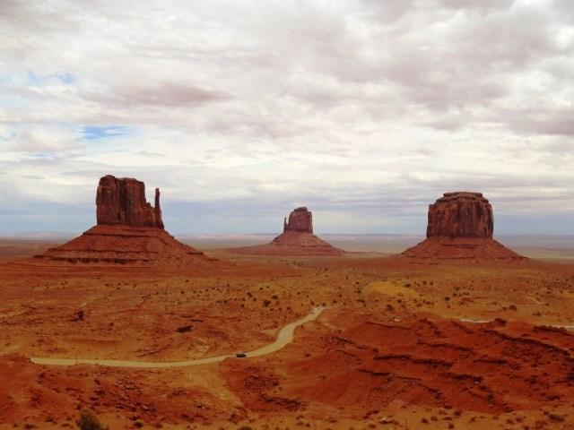 Im Land der Navajo Indianer