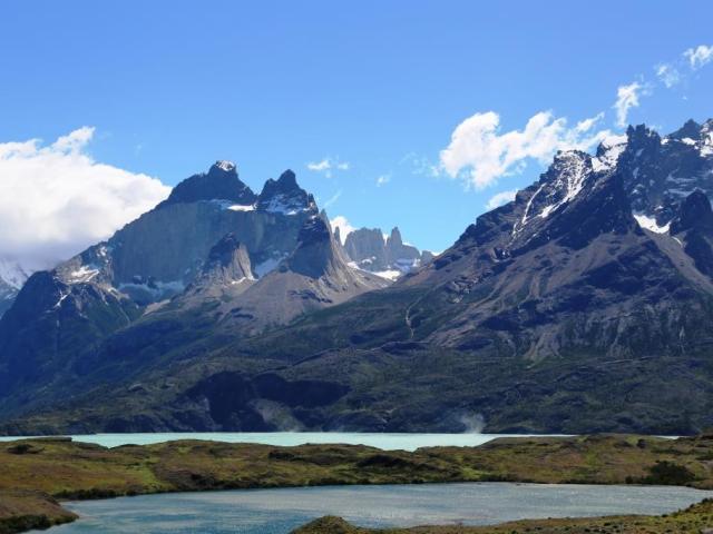 Traumtag im Torres del Paine