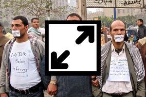 Акция протеста, бойкот разговорам
