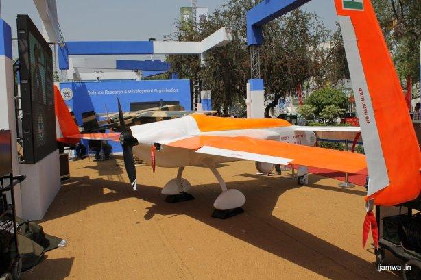 Rustom MALE UAV