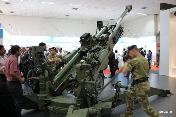 FH 77 155 mm Field Howitzer System
