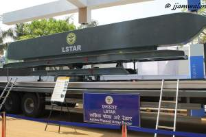 Active Phased Array Radar LSTAR