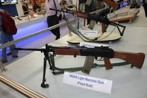 INSAS Light Machine Gun