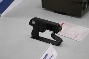 DRDO Pistol Type Laser Dazzler