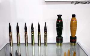 OFB Ammunition for mortars ad 20mm gun