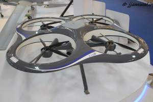 IAI Electric Tethered Observation Platform' (ETOP) UAV