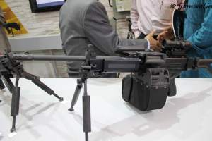 NEGEV Standard Light Machine Gun