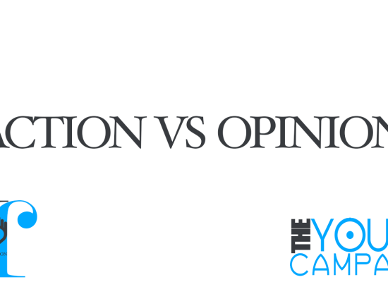 Actions Over Opinions