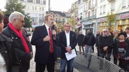 Gratuité des transports manifestation Jean Jacques Candelier (3)