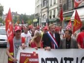 Avec mon camarade Jean-Pierre Delannoy