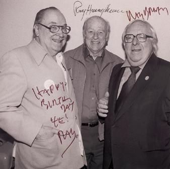 The Three Giants of classic Sci-Fi