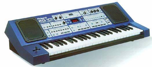 Roland EG-101 Extended (1/2)