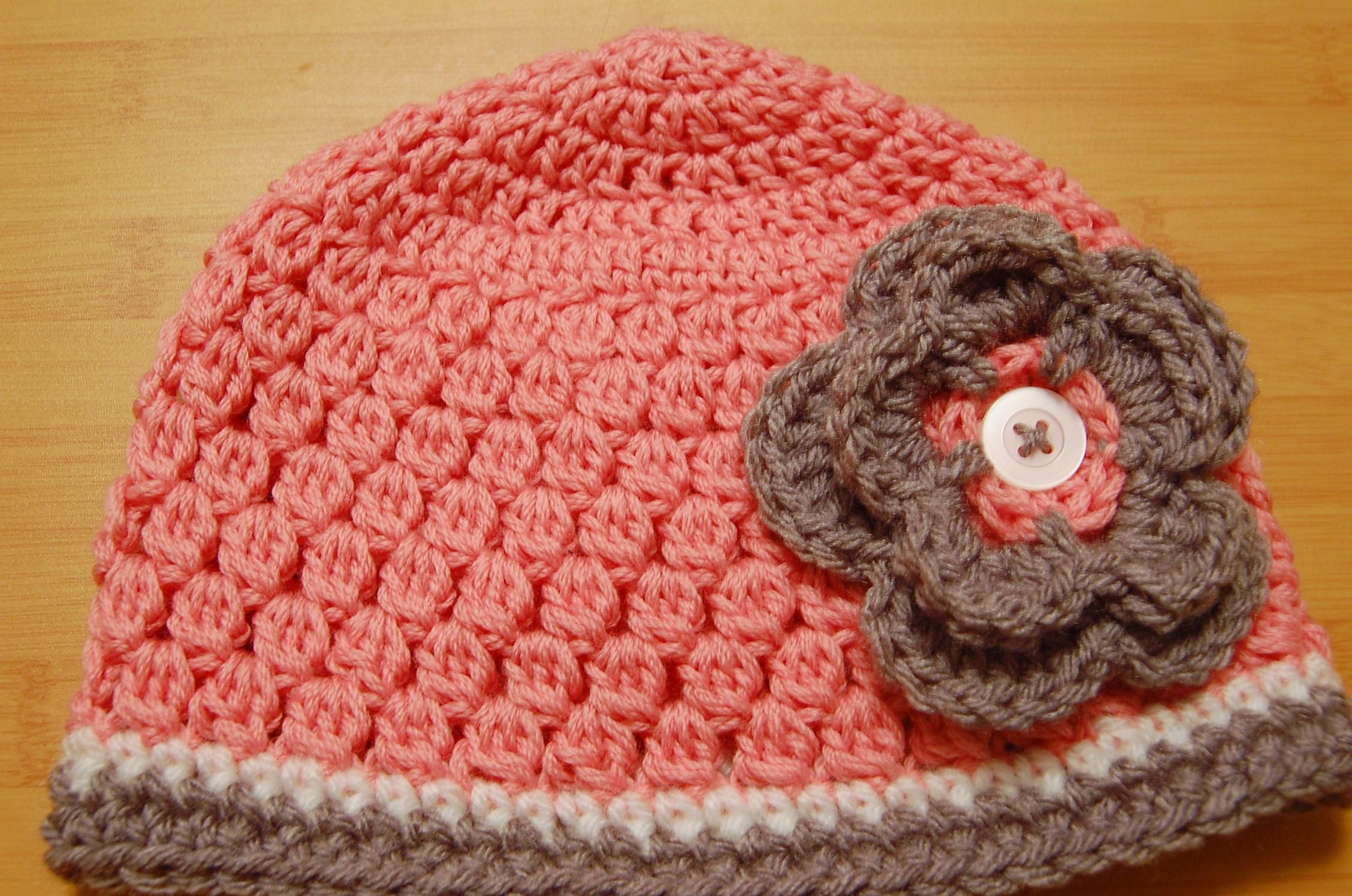 Hat making season for Crochet fixation miroir