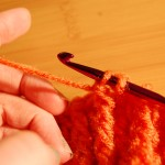How to Front-Post Double Crochet