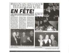 Helene Gregoire Watatow ©EchoVedettes1995