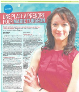 Marie Turgeon Destinees ©JournalDeMontreal2013