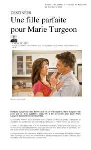 Marie Turgeon Destinees©JournalDeQuebecEtMntreal2012Page1