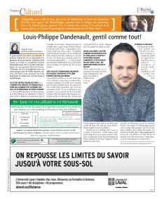 Louis Philippe Dandenault © LExpressRiveSud2011