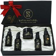 Image_SATIN_ NATUREL'S_ Luxury_ Organic_ Anti-Aging_ Gift_ Set